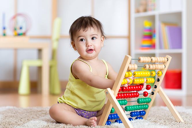 Dzieci od 1 do 3 lat